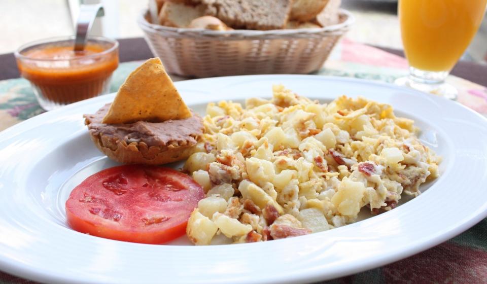 Bauernfrühstück (Desayuno campesino)