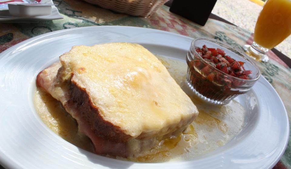 Sandwich Horneado
